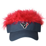 NFL Flair Hair Adjustable Visor