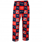 NFL Mens Repeat Print Lounge, Pyjama Pants, Team Options