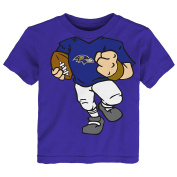 "NFL Toddler Boys ""Dream Football"" Short Sleeve Tee"