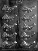 Shofar Jewish Horn Chocolate Candy Moulds Chocolate Mould Party Favours Ships Same Day m345