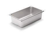 Vollrath 30062 Super Pan V Full Size 1/1 Food Pan 15cm D, 6 Pack