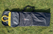 Precision Pro Soccer Mannequin Hurdle Storage Free Kick Dummies Carry Bag