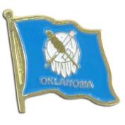 US Flag Store Oklahoma Flag Lapel Pin
