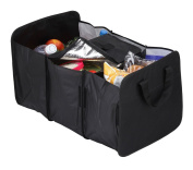 Travelwell Trunk Organiser with Cooler Black
