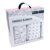 BeBe Au Lait Tokidoki Swaddle Blankets