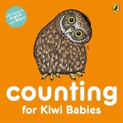 Counting for Kiwi Babies [Board book]
