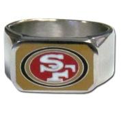 NFL San Francisco 49ers Steel Bottle Opener