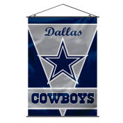 Fremont Die Dallas Cowboys 28x40 Satin Polyester Wall Banner