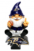 NFL Gnome On Team Logo
