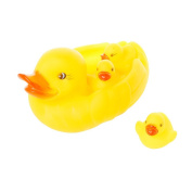 ActionClub ACT11142 Children's Bath Toy Ducks