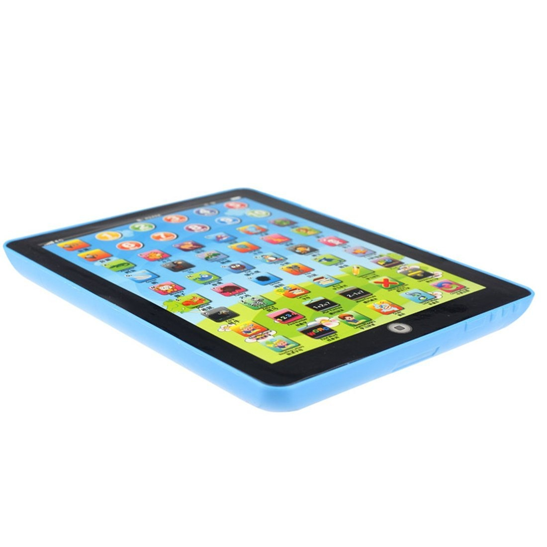 Blue-Kids-Learning-Tablet-Hemlock-Toddler-Chinese-English-Study-Computer