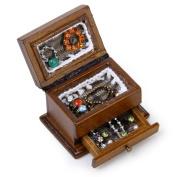 WINOMO 1:12 Mini Jewellery Box Dollhouse Model