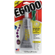 E6000 Jewellery And Bead Adhesive With 4 Precision Applicator Tips For Jewellery!