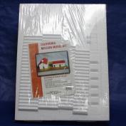 Mission San Rafael Arcangel California DIY Diorama Model Kit 18x24