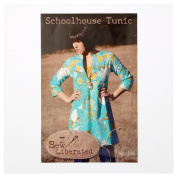 Sew Liberated Schoolhouse Tunic Pattern