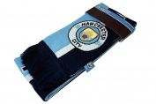Manchester City F.C. Authentic Official Licenced Product Soccer Scarf