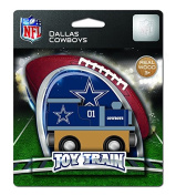 Masterpieces Puzzle NFL Real Wood Toy Train