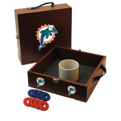 Wild Sales Miami Dolphins Washer Toss Game