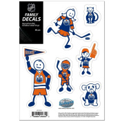 NHL Small Family Decal Set