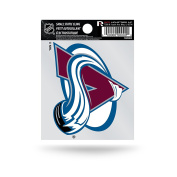 NHL Small Static Decal