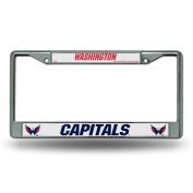 Rico Washington Capitals Licence Plate Frame