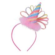 Beistle 60645 2Piece Party Hat Headbands, , Multicoloured