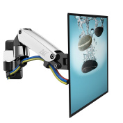 NORTH BAYOU Full Motion Ergonomics TV Wall Mount for 43cm - 70cm inch LED LCD Flat Panel Screens with weight capacity 2kg to 2kg