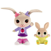 Bing Figure Pack - Coco and Baby Charlie