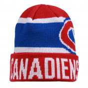 NHL Men's Nero Cuffed Knit Hat