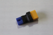 3drcparts male EC3 to female XT-90 XT90 battery adapter