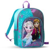 Frozen Elsa and Ana Girls Backpack
