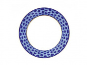 "Lomonosov Porcelain Cake Dessert Salad Plate Bridges of Petersburg 7.5""/190 mm"