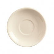 World Tableware PWC-2 Princess White 15cm Saucer - 36 / CS