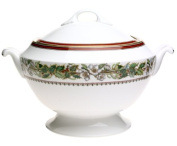 Spode Christmas Rose Covered Soup Tureen