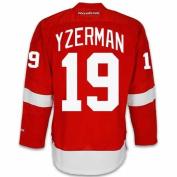 Steve Yzerman Detroit Red Wings Reebok Premier Home Jersey NHL Replica