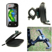 Golf Cart / Trolley Mount & Case for the SonoCaddie V500 Golf GPS System