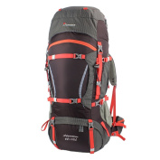 Mountaintop 65L+10L Backpack for Camping ,36 x 23 x 78 cm