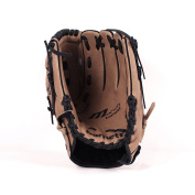 barnett SL-115 leather baseball glove infield/outfield size 29cm , for right-handers, brown