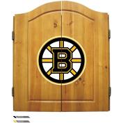 Imperial International Boston Bruins Dart Cabinet