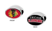 NHL Bead Fits Pandora Style Bracelets