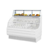Turbo Air TOMD-50-L Dry Open Display Case