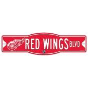 NHL Street/Zone Sign