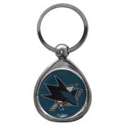 NHL Chrome Key Chain