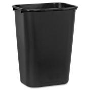 38.8lDeskside Plastic Rectangular Wastebasket Colour