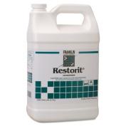 Franklin Cleaning Technology Restorit UHS Floor Maintainer, Liquid, 3.8l Bottle - Includes four per case.