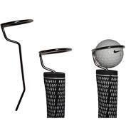 Halo Golf Ball Putter Retriever - Golf Ball & Flag Stick Pick Up/divot Tool PGA
