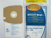 Eureka Part#60295C - Style MM Vacuum Bag Replacement for Eureka Mighty Mite 3670 and 3680 Series Canisters by EnviroCare Part#153-9 (18 Bags) Size