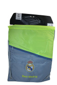 Real Madrid C.F. Authentic Official Licenced Soccer Cinch Bag