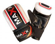 Maxx Punch bag Gel Mitts Boxing Gloves Grappling 4 Colours to choose from