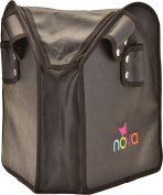 NOVA Medical Products Pouch for Nova 3 Wheeled Walker, Black, 0.9kg
